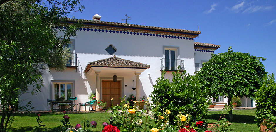 Finca Maridadi, luxury holiday Ronda